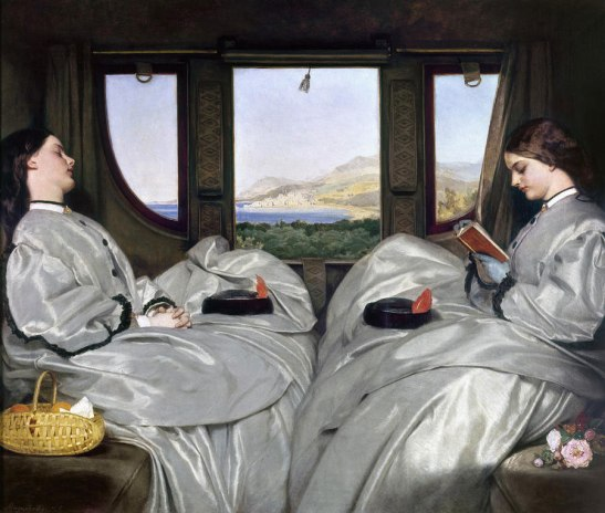 augustus egg, the travelling companions