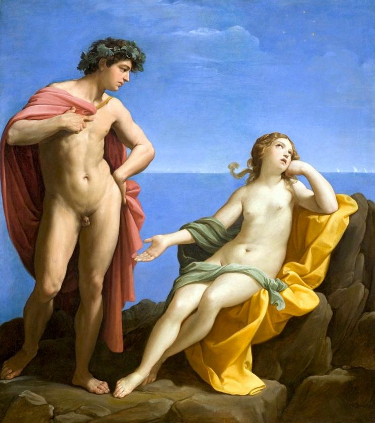 Guido Reni - Bacchus and Ariadne