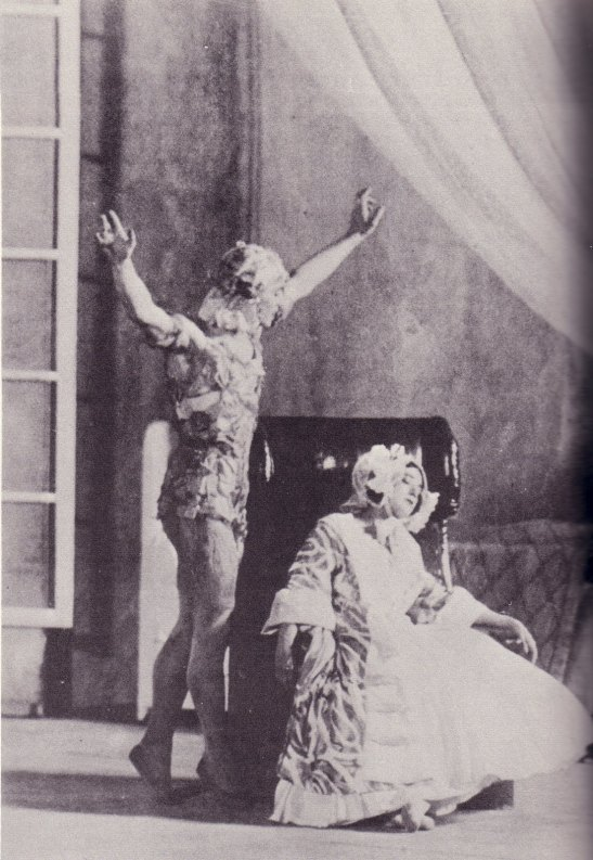 Nijinsky - le spectre de la rose