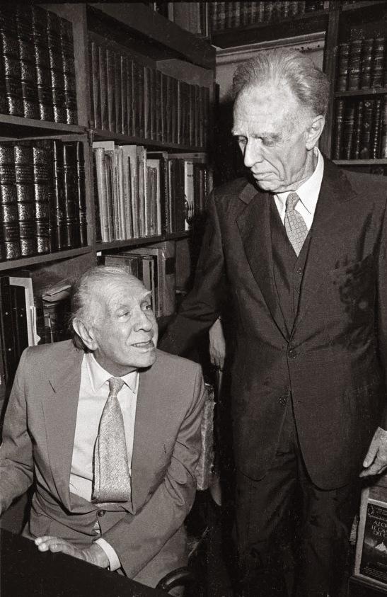 Jorge Luis Borges & Adolfo Bioy Casares