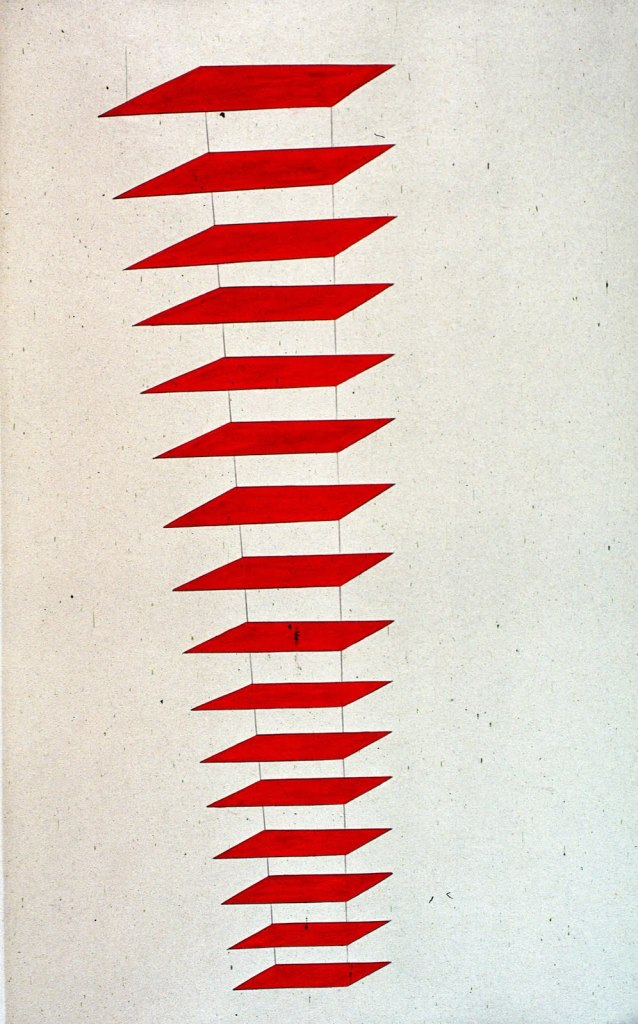Louise Bourgeois - Accordion File
