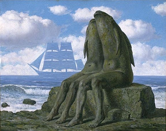 Rene Magritte - The Wonders of Nature
