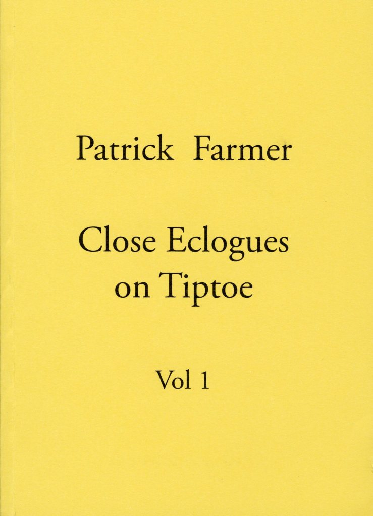 Eclogues cover